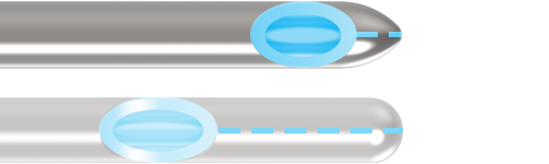 cánula de relleno bioplastia