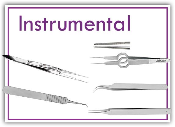 instrumental para contrar pelo