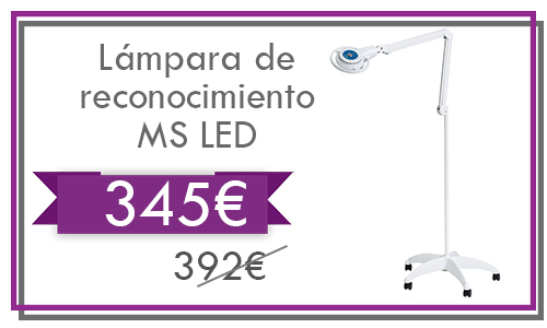 Lámpara ms Led
