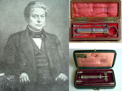 Jeringa de Pravaz - Pistolas de Mesoterapia