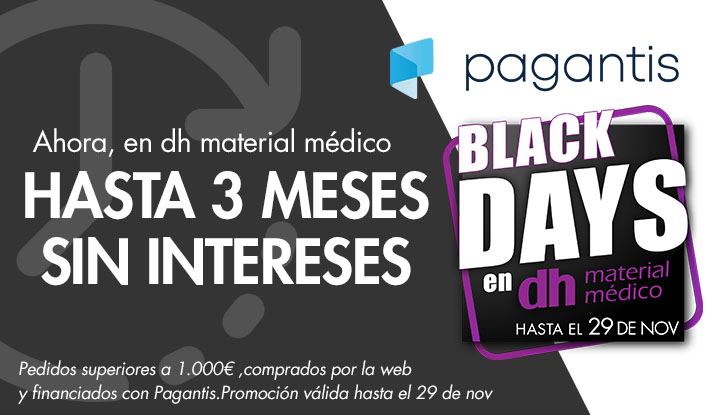 black days hasta 3 meses