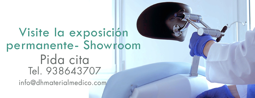 visite el showroom