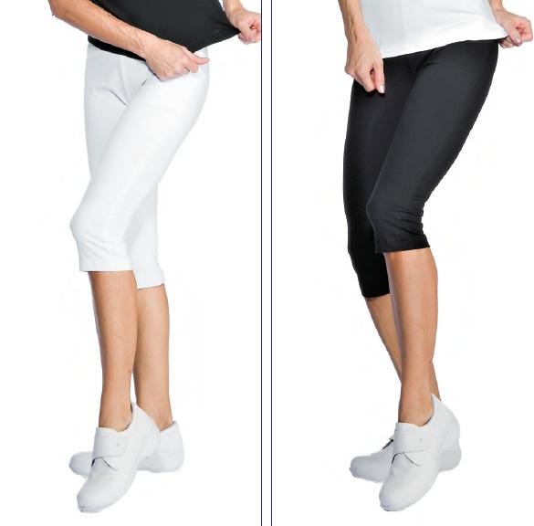 840b3aaa8 Leggings cortos. Varias tallas. Blanco o negro | ESTÉTICA