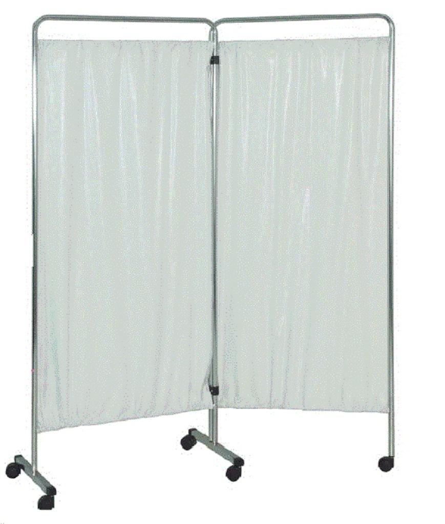 Biombo 2 cuerpos biombos y cortinas tienda online de - Telas para biombos ...