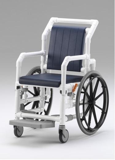 Silla de ruedas de transporte para resonancia magn tica - Ruedas para mobiliario ...
