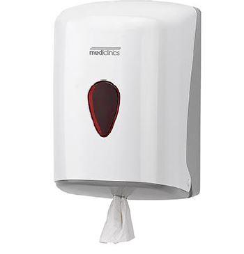 Dispensador papel toalla bobina papel secamanos en rollo - Dispensador de papel ...