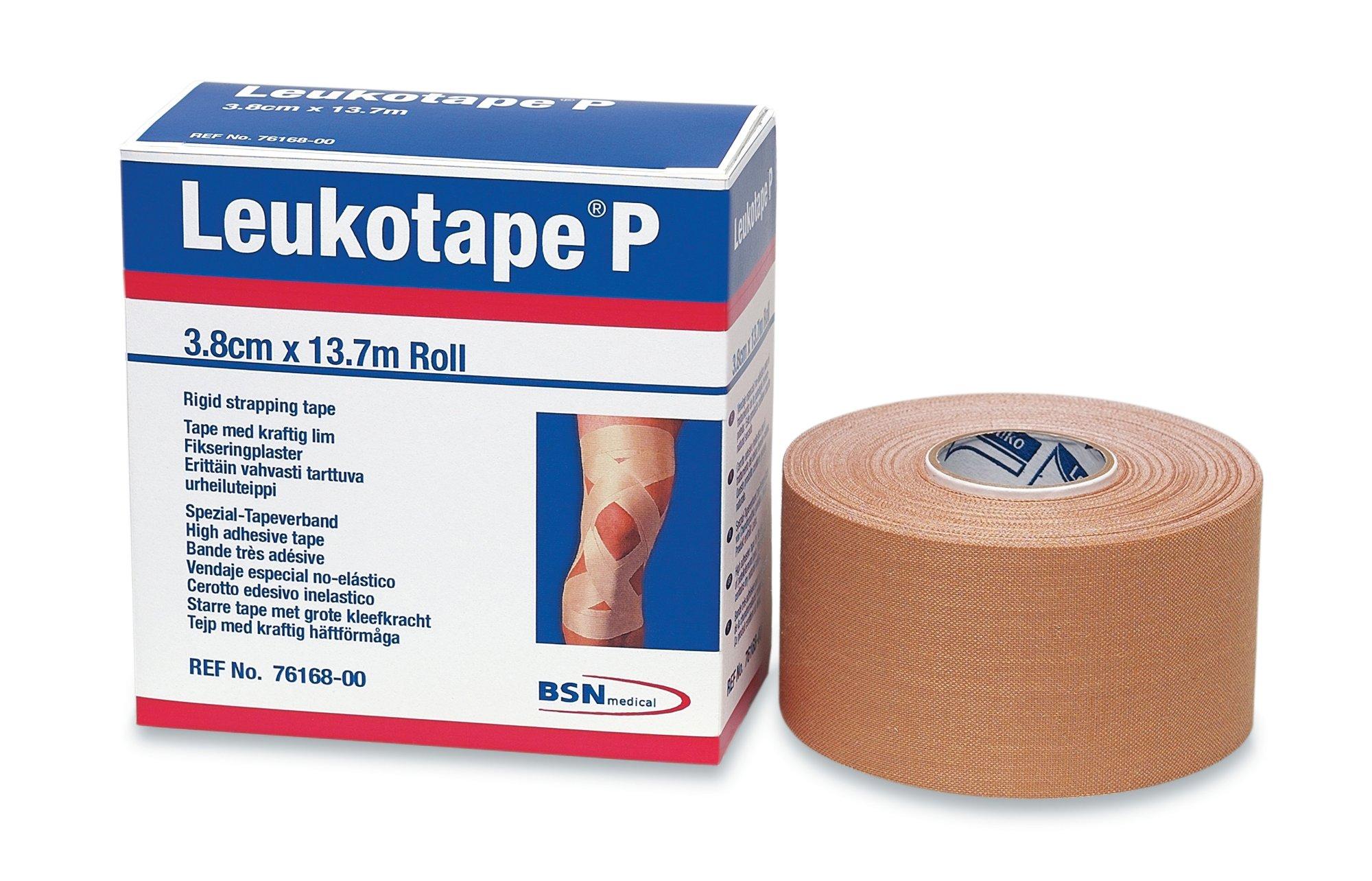Leukotape® P. Cinta inelástica de alta resistencia. | TAPE