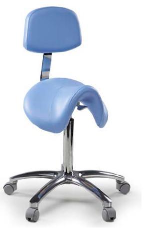 Taburete forma de silla de montar a caballo con respaldo base de aluminio varios colores - Silla montar caballo ...