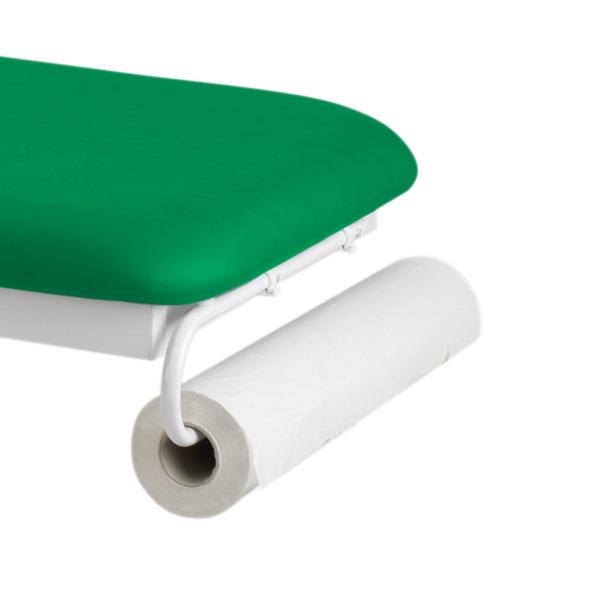 Portarrollos con abrazaderas varios colores accesorios for Material sanitario online