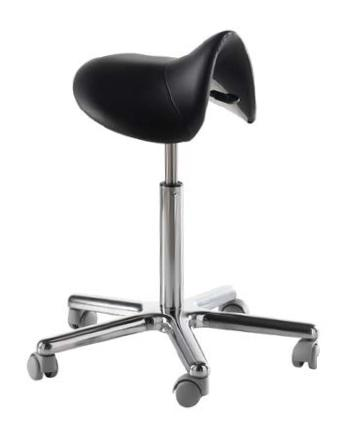 taburete silla de montar