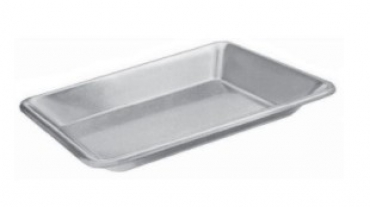 Bandeja rectangular acero inoxidable 350 x 240 x 36 mm | BANDEJAS
