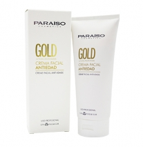 Crema de masaje facial Gold, 200 ml