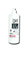 Gel ultrasonidos transparente 1litro