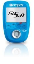 Compex Gama Fitness 5.0 4 canales, 30 programas. Sin cables
