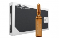 DNA liquid. Fórmula antienvejecimiento. 10 ampollas de 2 ml.