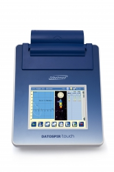 Datospir Touch Easy, con turbina y software W20s | ESPIRÓMETROS