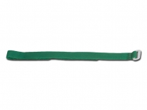 Torniquete strip-velcro. Color verde