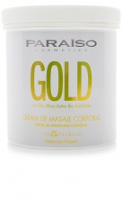 Crema de masaje Gold, 1000 ml