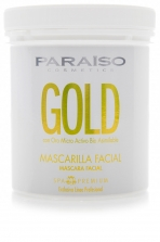 Mascarilla facial Gold, 500 ml