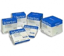 Liderton n. 3 Dedos muy gruesos, apósitos voluminosos