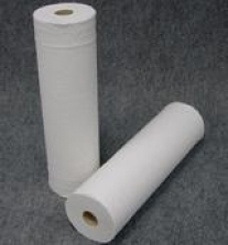 Rollo tissue plastificado 58 cm x 80 m