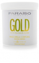 Mascarilla corporal Gold, 1000 ml
