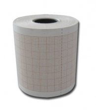 Papel ECG Carewell ECG-1101B, 1101C, 1101G. Rollo de 50 mm x 25 m. Caja de 20 uds. | CAREWELL