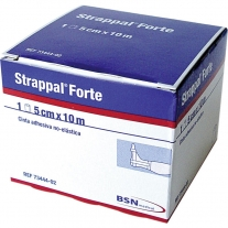 Strappal Forte. Venda Inelástica. Cinta adhesiva hipoalergénica | Taping | TAPE